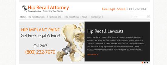 hip-recall-attorney